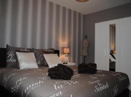 Interbellum, appartement à Ypres