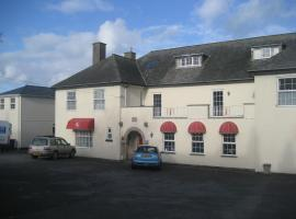 Priory Lodge Hotel, hotel in Newquay