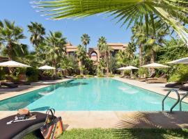 Tigmiza Boutique Hotel & Spa, hotel in Marrakech
