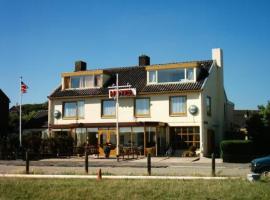 Badhotel Zeecroft, hotel near The Bazaar, Wijk aan Zee