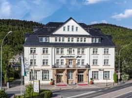 Hotel Neustädter Hof, Hotel in Schwarzenberg