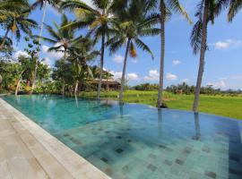 Mathis Retreat, hotel near Naughty Nuri's Ubud, Ubud