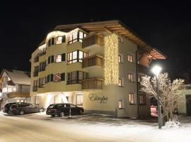 Hotel Garni Europa, hotel near Train Station Sankt Anton am Arlberg, Sankt Anton am Arlberg
