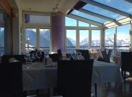 Hotel Restaurant Kulm, hotel in Triesenberg