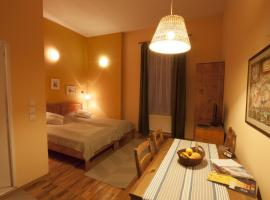 Fabini Apartments, hotel in Mediaş