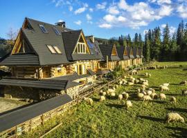 Tajgołka, cabin in Murzasichle