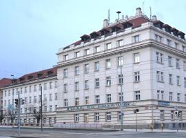 Masarykova Kolej, hotel in Prague 6, Prague