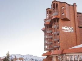 Royal Ours Blanc Boutique Hôtel & Spa, hotel in L'Alpe-d'Huez