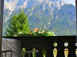 Pension Karner, guest house in Mittenwald