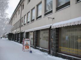 Hotel Kemijärvi, hotelli Kemijärvellä
