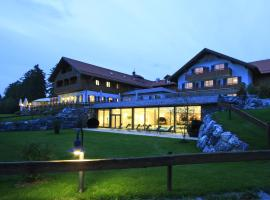 Hotel Auf der Gsteig GmbH, Hotel in Lechbruck