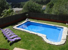 Villa Sitges El Olivo, hotel in Canyelles