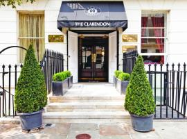 Grange Clarendon Hotel, hotel near Leicester Square Underground Station, London