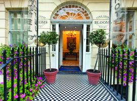 Grange Blooms Hotel, hotel near Leicester Square Underground Station, London