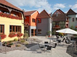 Les Portes de la Vallee, hotel in Turckheim