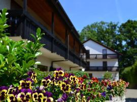 Hotel am Buchwald, hotel in Esslingen
