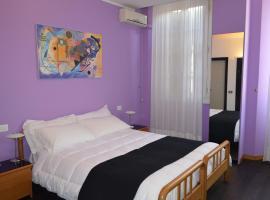 Albergo Giardino, hotell i Cernobbio