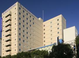 Daiwa Roynet Hotel Kawasaki, hotel near Kawasaki Station, Kawasaki