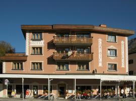 Hotel Corvatsch, hotel in St. Moritz