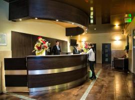 Hotel Monttis – hotel w mieście Sucha Beskidzka