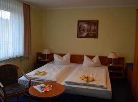 City-Hotel Cottbus, ξενοδοχείο σε Cottbus