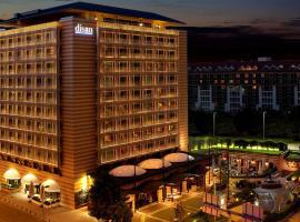 Divan Istanbul, отель в Стамбуле