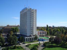 Hotel Continental, hotel din Timișoara