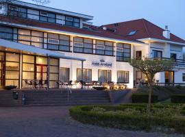 Hotel Ameland, hotel in Nes