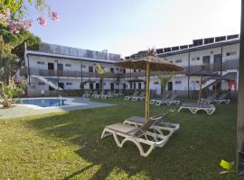 Campomar Playa, hotel en El Puerto de Santa María