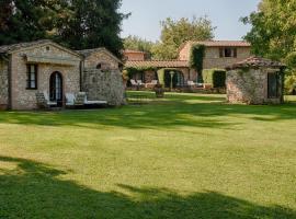 Borgo San Luigi, отель в городе Монтериджони