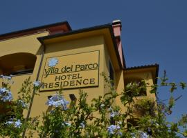 Hotel Villa Del Parco, hotel a La Maddalena