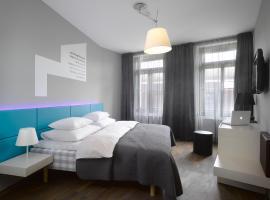 MOODs boutique hotel – hotel w pobliżu miejsca Centrum handlowe Palladium w Pradze