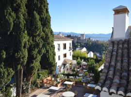 Carmen de las Campanas, villa en Granada
