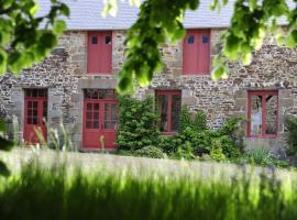 Le Tertre Ychot, gîte à Dol-de-Bretagne