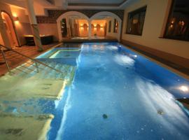 Dwór Ostoia – hotel w mieście Rymanów