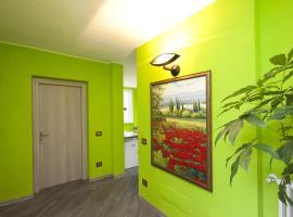 Villa San Martino, accessible hotel in Lecco