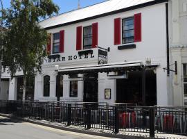 Star Bar Cafe & Hotel, hotel near Tailrace Centre, Launceston