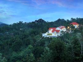 The Fog Munnar (Resort & Spa), luxury hotel in Munnar