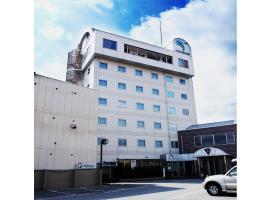 Takayama City Hotel Four Seasons, hotel in Takayama