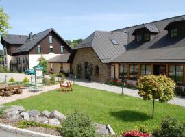 Landhotel Rittersgrün, Hotel in Breitenbrunn