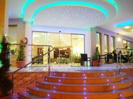 Letsos Hotel, hotel in Alykes