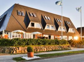 Hotel Walter's Hof, Hotel in Kampen