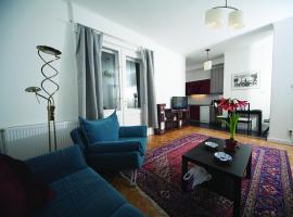 Judy and Sandor Apartmen, hotel near Fisherman's Bastion, Budapest