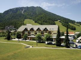 Vitranc Apartments, hotel in Kranjska Gora