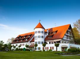 Golfhotel Bodensee, golf hotel in Weißensberg