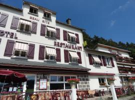 Logis Le Beau Site, hôtel à Chambon-sur-Lac