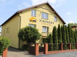 Zajazd Jagnar, budget hotel in Trzcianka