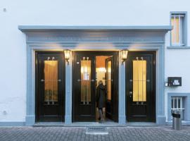Fair Hotel Villa Diana, hotel near Senckenberg Natural History Museum, Frankfurt