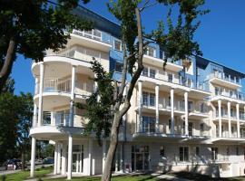 Aparthotel Baltic Spa, hotel in Świnoujście