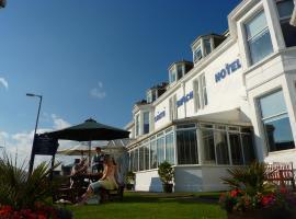 South Beach Hotel, hotel near Glasgow Prestwick Airport - PIK, Troon